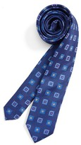 Michael Kors Boy's Medallion Silk Tie