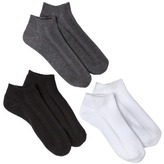 Women's Low Cut Socks 3-Pack