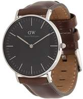 Daniel Wellington Classic Black Bristol watch