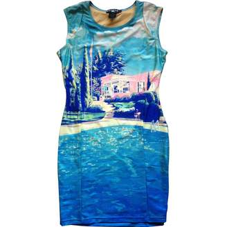 We Are Handsome Blue Dress for Women