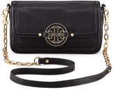 Amanda Chain Strap Mini Crossbody Bag, Black