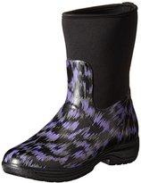 Western Chief Women's Tribeca Neoprene Mid Rain Boot