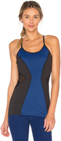 Beyond Yoga Deco Mirror Paneled Tank