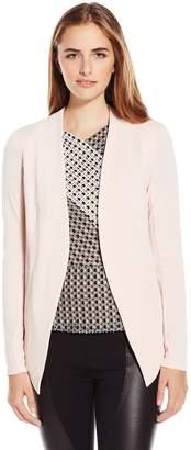 BCBGeneration Women's Welt Pocket Tuxedo Blazer