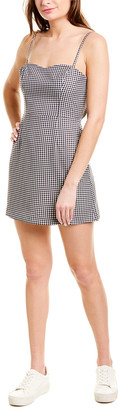 French Connection Gingham Mini Dress