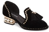 Jeffrey Campbell Women's Civil Studded Loafer