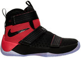 Nike Boys' Preschool LeBron Soldier 10 Basketball Shoes