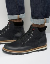 Lacoste Montbard Wool Boots