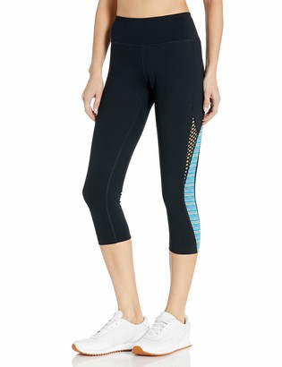 Shape Fx Women's Curved Capri