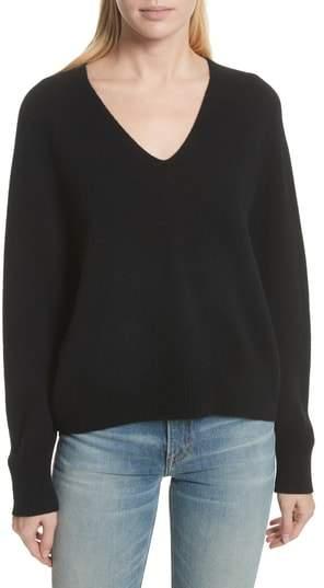 Vince Cashmere Raglan Sleeve Sweater