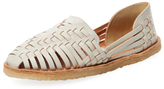 Toms Mexico Leather Huarache Sandal