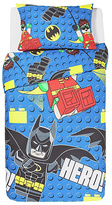 Lego Batman Bedding Set - Single