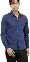 Kenneth Cole Reaction Men's Long Sleeve Dressy Shirt