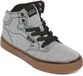 Vans Winston Boys High-Top Skate Shoes - Little Kids
