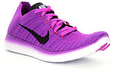 Nike Women's Free Run Flyknit Running Shoes