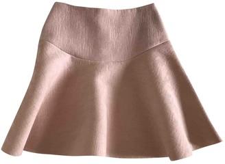 Sandro Pink Skirt for Women