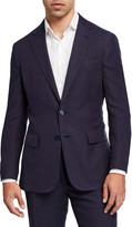 Ralph Lauren Purple Label Men's Hadley 2-Button Linen-Silk Sport Jacket