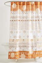 Anthropologie Philomena Shower Curtain