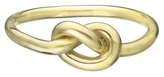 Finn Love Knot Ring - Yellow Gold
