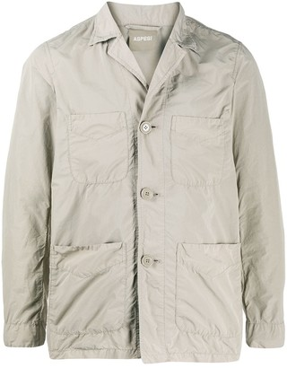 Aspesi Button Down Jacket