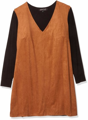 Single Dress Women's Plus Size Lauren Tunic Dress