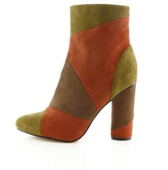 Cape Robbin Colorful High-Cut Booties