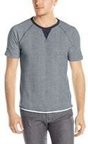 Rogue Men's Short Sleeve Baseball Terry V Inset