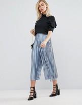 Fashion Union Pants In Plisse