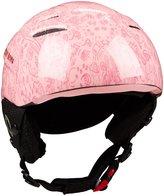 Lucky Bums Alpine Series Helmet, Kids, Doodlebug, Bubble Gum, Med/Large