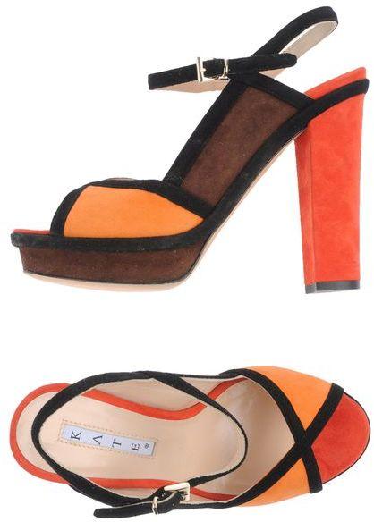 Kate Platform sandals