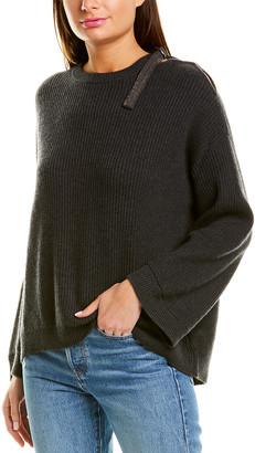 Brunello Cucinelli Silk-Lined Cashmere-Blend Cardigan