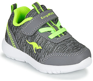 KangaROOS KY-CITYLITE EV girls's Shoes (Trainers) in Grey