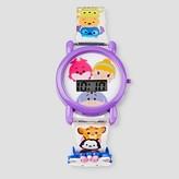 Girls' Disney Tsum Tsum LCD Watch - Multi-Colored