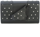 Perrin Paris L'asymètrique stud clutch