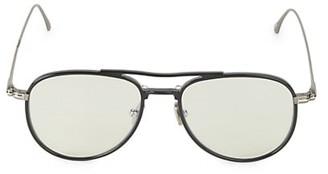 Tom Ford 52MM Aviator Optical Glasses