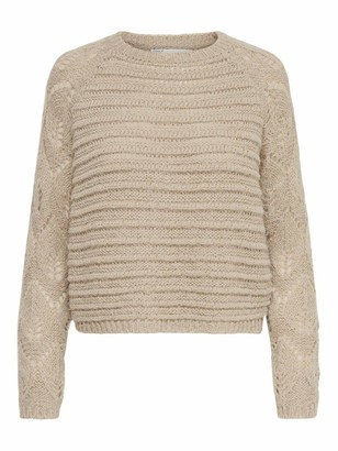 Only Women's ONLVANESSA L/S Pullover CC KNT Sweater