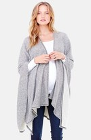 Women's Ingrid & Isabel 'Cozy' Maternity & Nursing Wrap