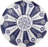 Handmade Moroccan Pinwheel Pouf
