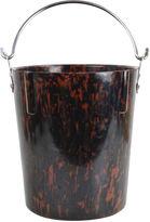 One Kings Lane Vintage 1950s Marbled Bakelite Champagne Bucket