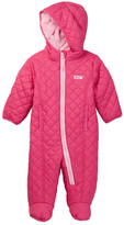 Weatherproof Pongee Quilted Snowsuit with Faux Fur Lining (Baby Girls)