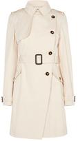 Karen Millen Side Button Trench Coat