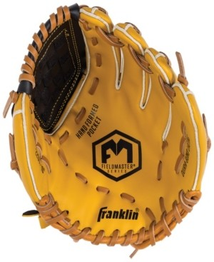 "Franklin Sports 10.5"" Field Master Series Baseball Glove - Right Handed Thrower"
