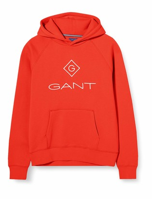 Gant Boys Lock-UP Sweat Hoodie Hooded Sweatshirt