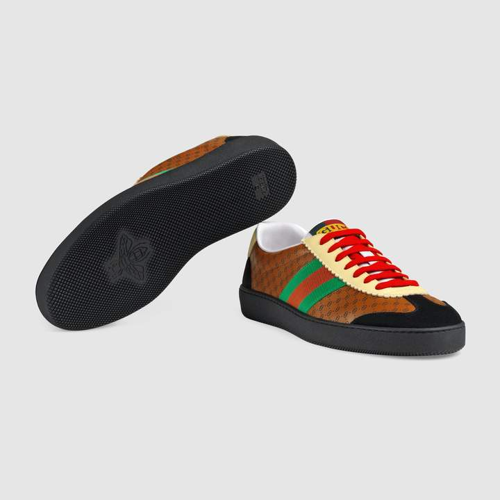 Gucci Men's Dapper Dan G74 sneaker