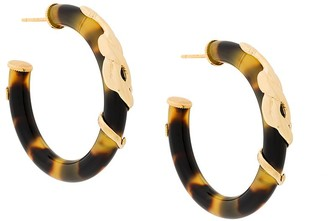 Gas Bijoux Cobra earrings