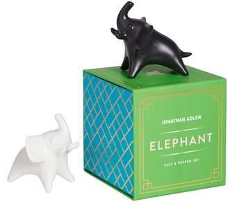 Jonathan Adler Elephant Salt & Pepper Set