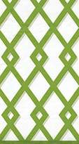 Caspari Entertaining with Trellis Paper Guest Towels, Green, 15-Pack
