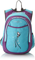 Asstd National Brand Obersee Butterfly Kids All-In-One Backpack with Cooler