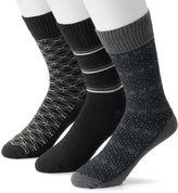 Levi's Men's 3-pack Shishiko Fashion Socks