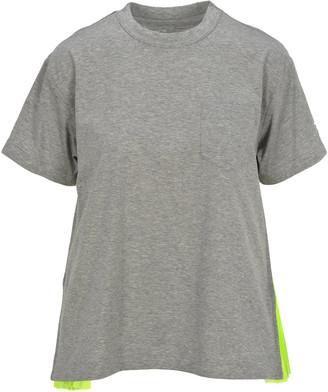 Sacai Pleated T-shirt